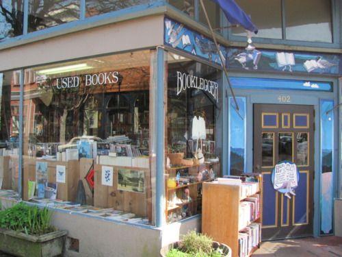 Booklegger in Eureka, CA