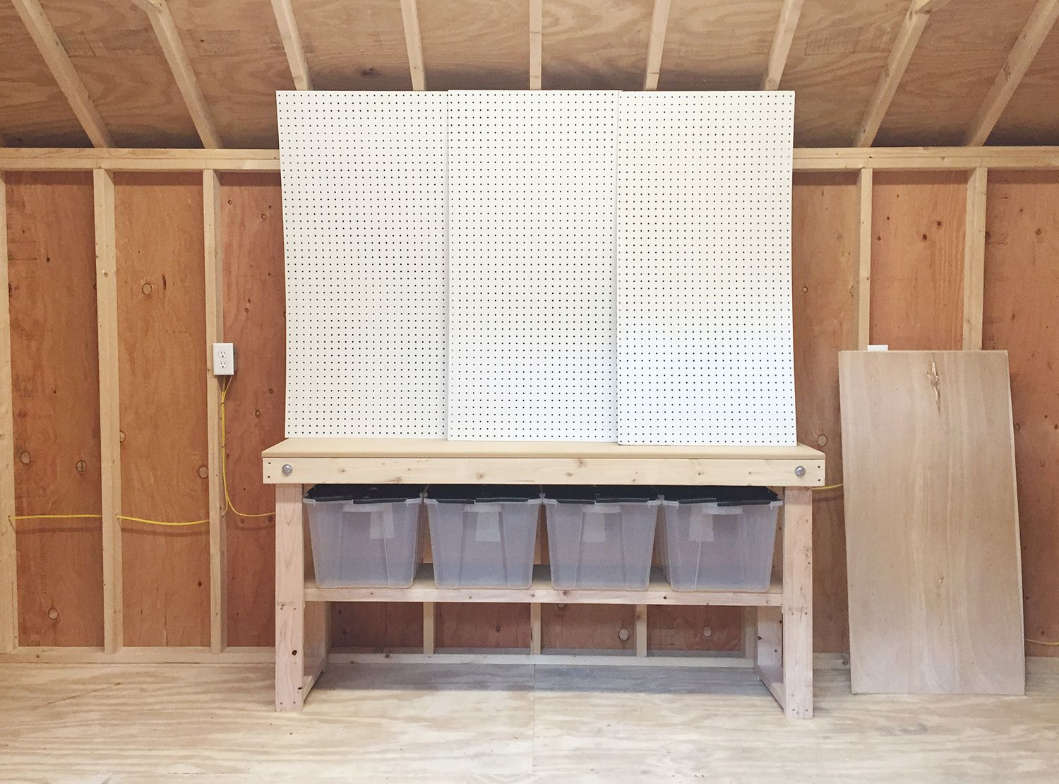 4 Shed Storage Ideas For Tons Of Added Function | Pinterest ...