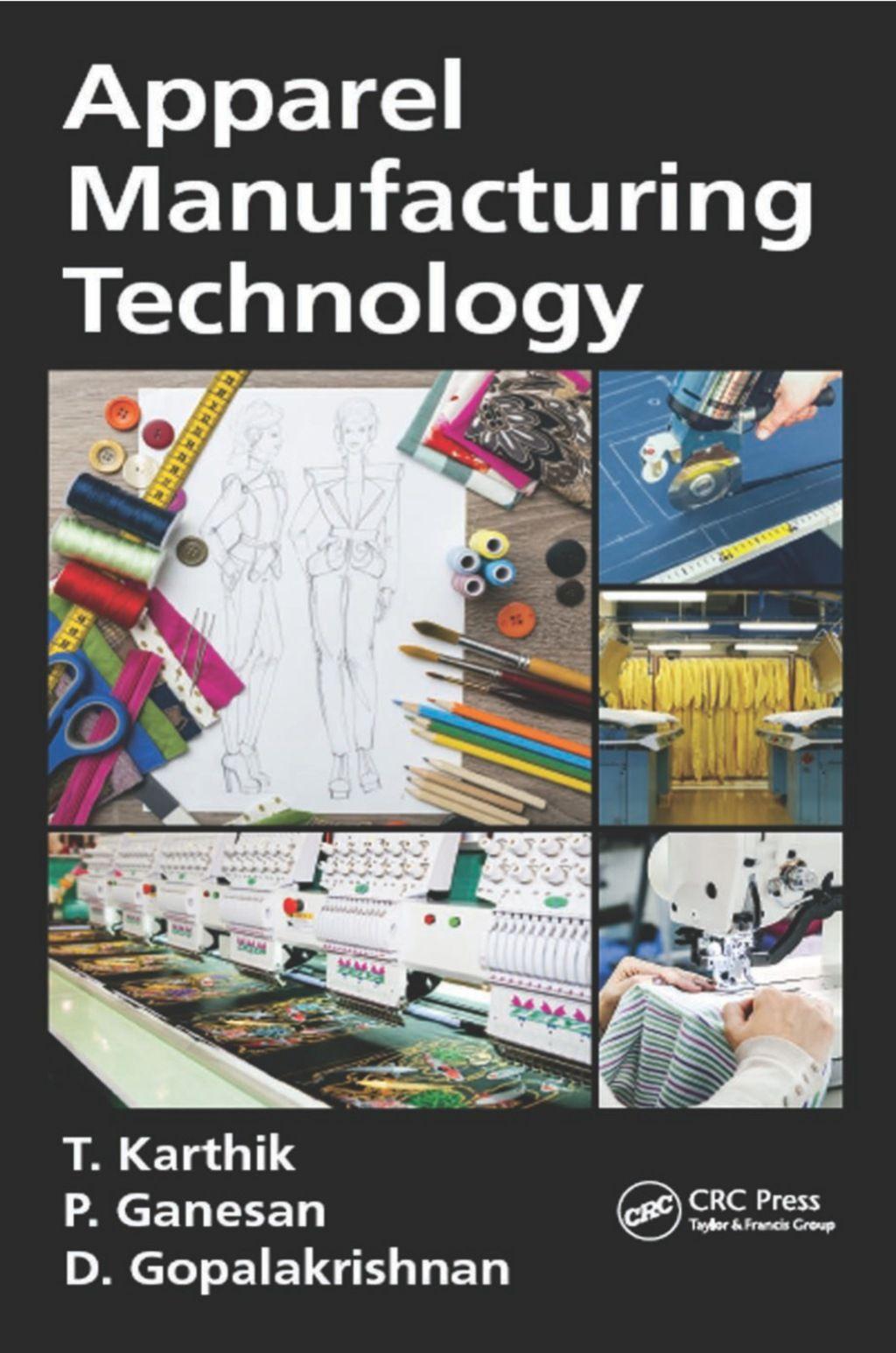 Apparel Manufacturing Technology (eBook Rental