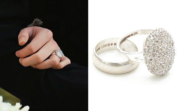 Buy Bellas Wedding Ring And Hair Clip From Twilight Breaking Dawn