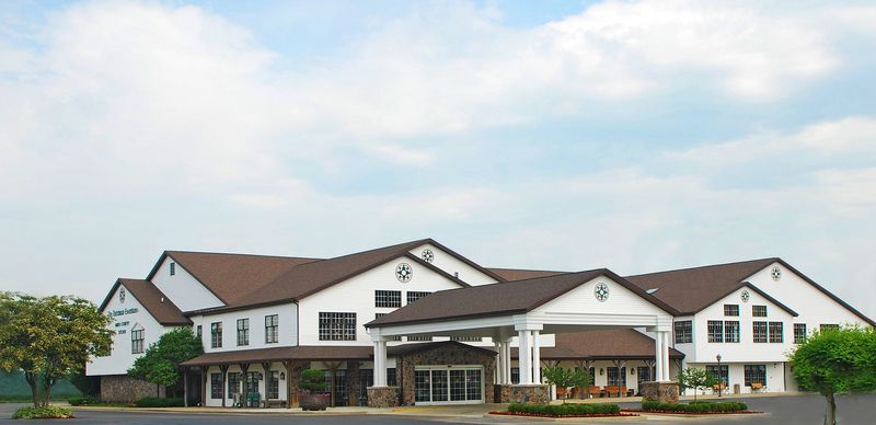 Das Dutchman Essenhaus Middlebury Indiana Memorable