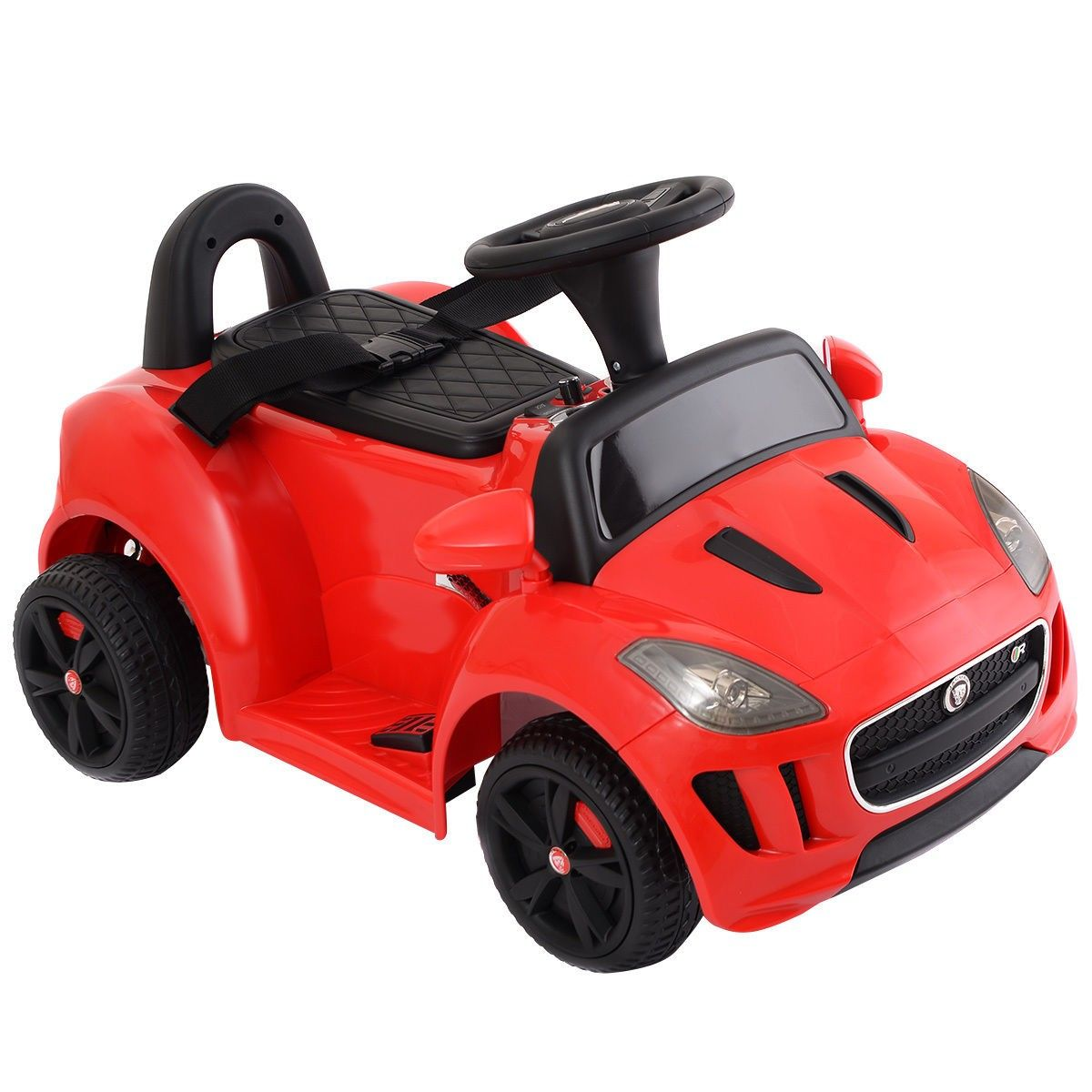 Jaguar F Type 6v Electric Kids Ride On Car Licensed Mp3 Battery Power 3 Color Kids Ride On Toys Kids Ride On Ride On Toys