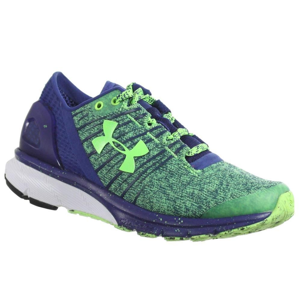 Women's Under Armour Charged Bandit 2 Women's Running Shoes Bright Green