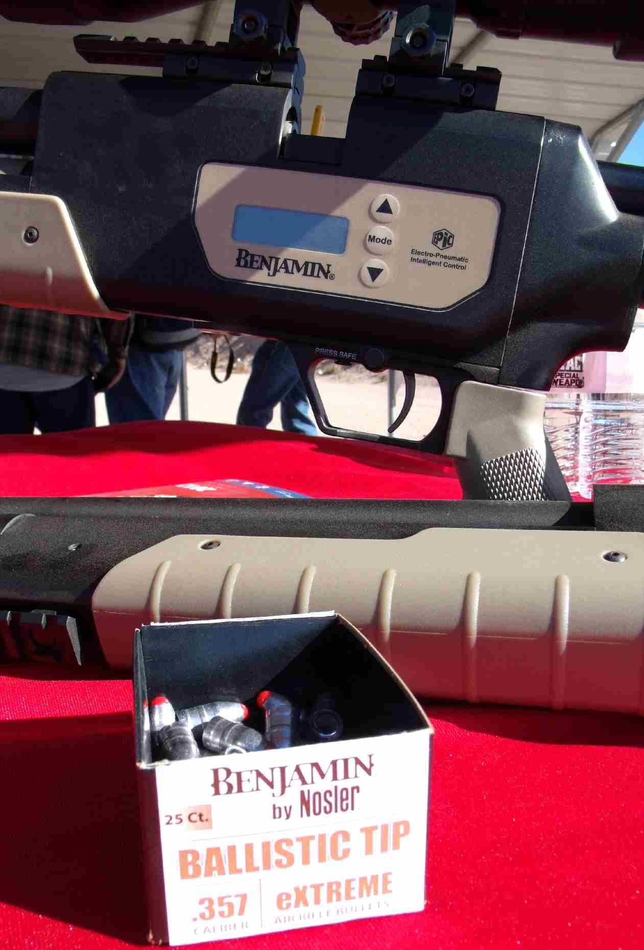 Benjamin, Rogue 357 Air Rifle. Air rifle, Guns and Weapons