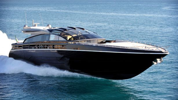Baia 100 Black Legend Luxury Yacht Charter Amp Superyacht News