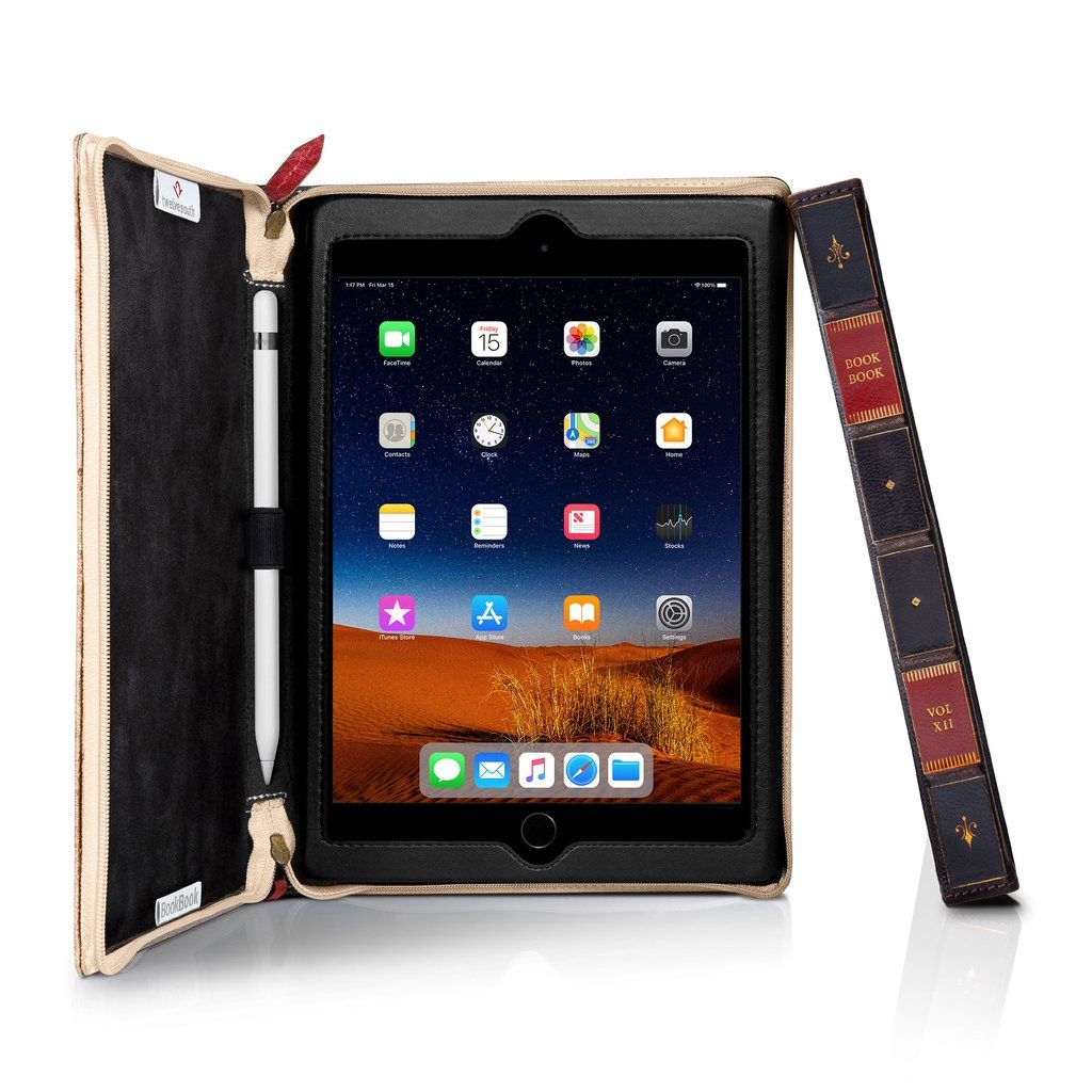 Bookbook for ipadairmini ipad book case leather