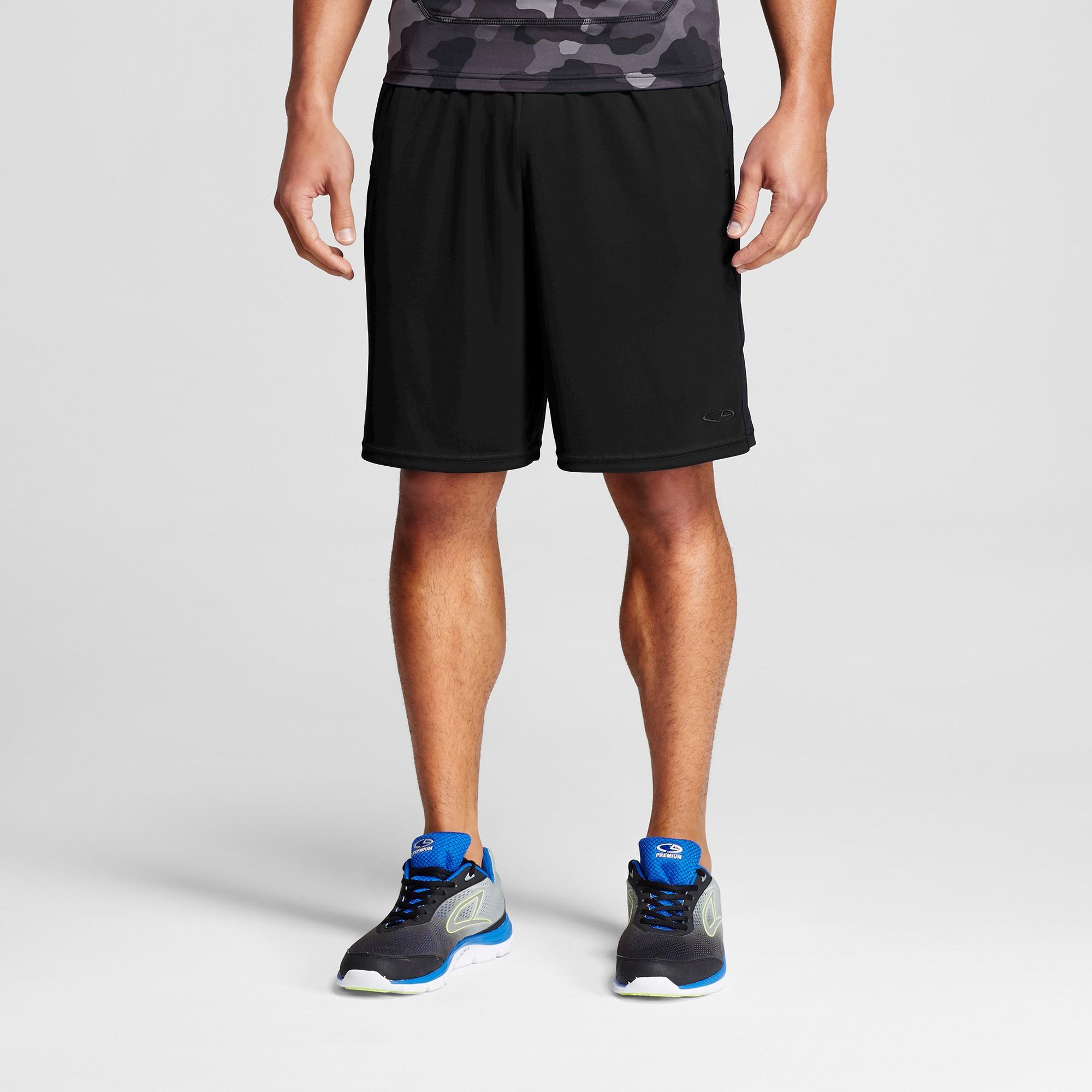 490f05f6e1f Men s 10 Circuit Training Shorts - C9 Champion Black XL