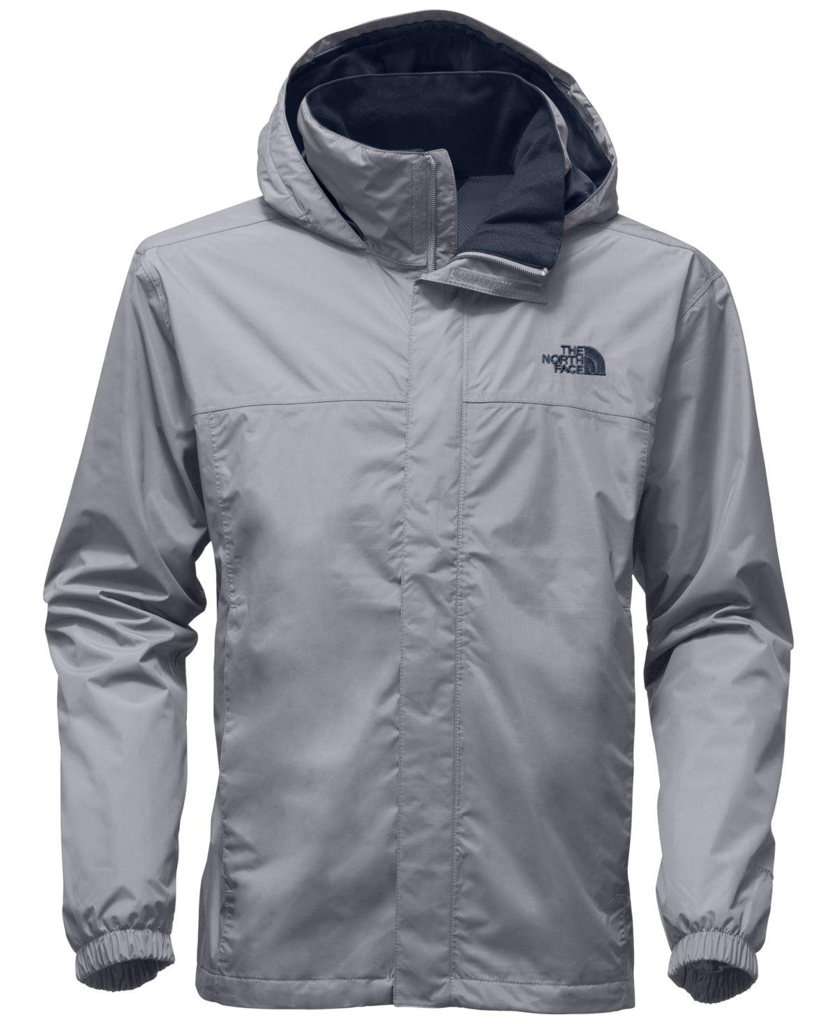 The North Face Men S Resolve 2 Waterproof Jacket Grey Black In 2020 North Face Jacket North Face Mens Waterproof Jacket Men [ 1467 x 1200 Pixel ]