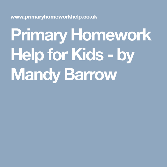 Primary homework help co uk ww2