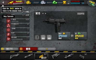 zombie frontier 3d cheats ios