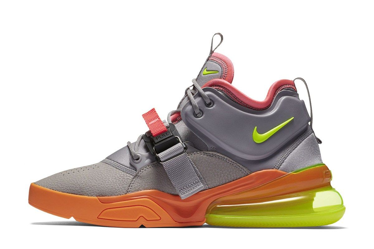 Nike Air Force 270 in Sherbet Colors | Nike air, Zapatillas ...
