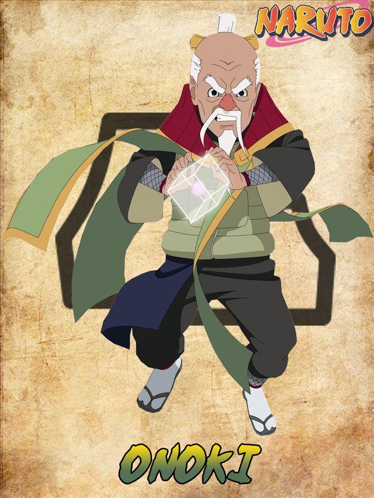 Onoki by gon-123 on DeviantArt   Anime naruto, Anime, Naruto