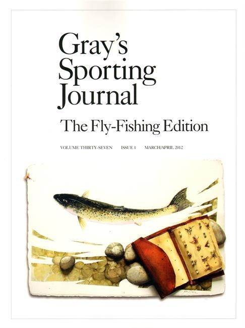 Gray S Sporting Journal Magazine Only 5 28 Issue Fly Fishing Fishing Magazines Antique Fishing Lures