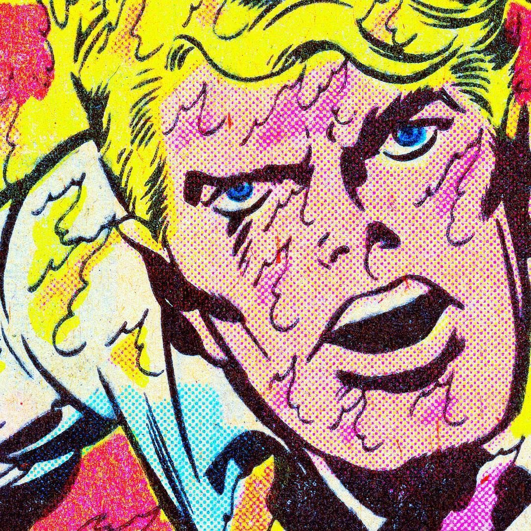 Johnny Storm. Fantastic Four 108. Penciler