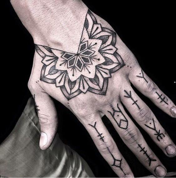 Dialogi Tatuajes Geometricos Tatuajes Tatuajes Vikingos