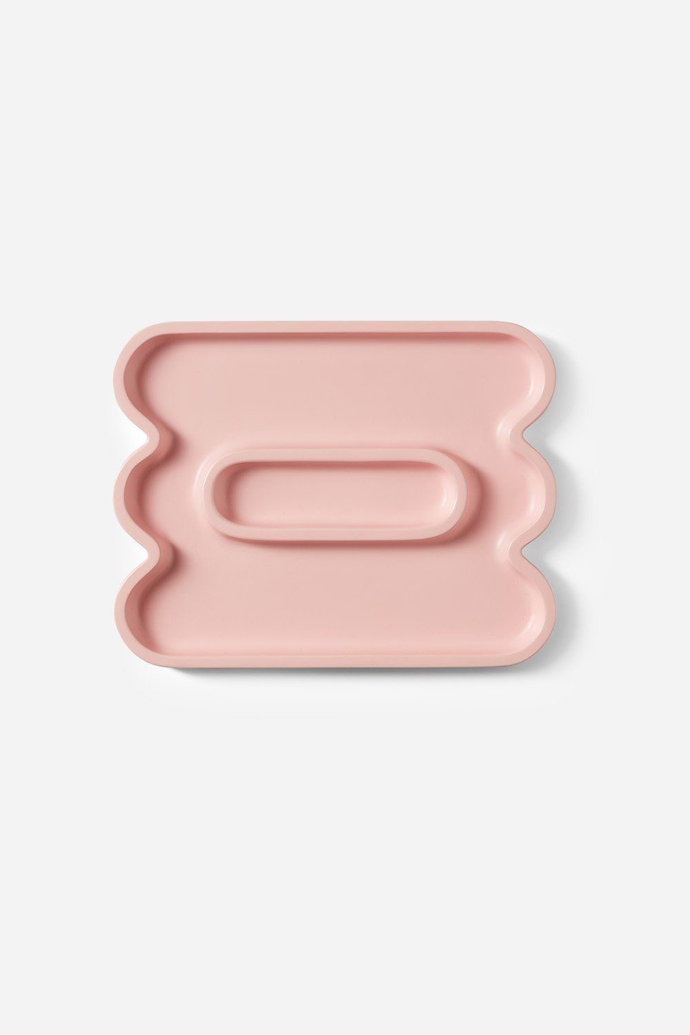 Pink Templo Tray