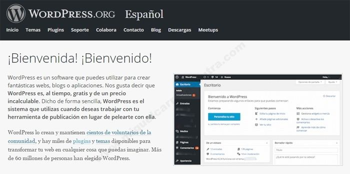 Como montar tu blog con WordPress.org paso a paso en un par de clics ...