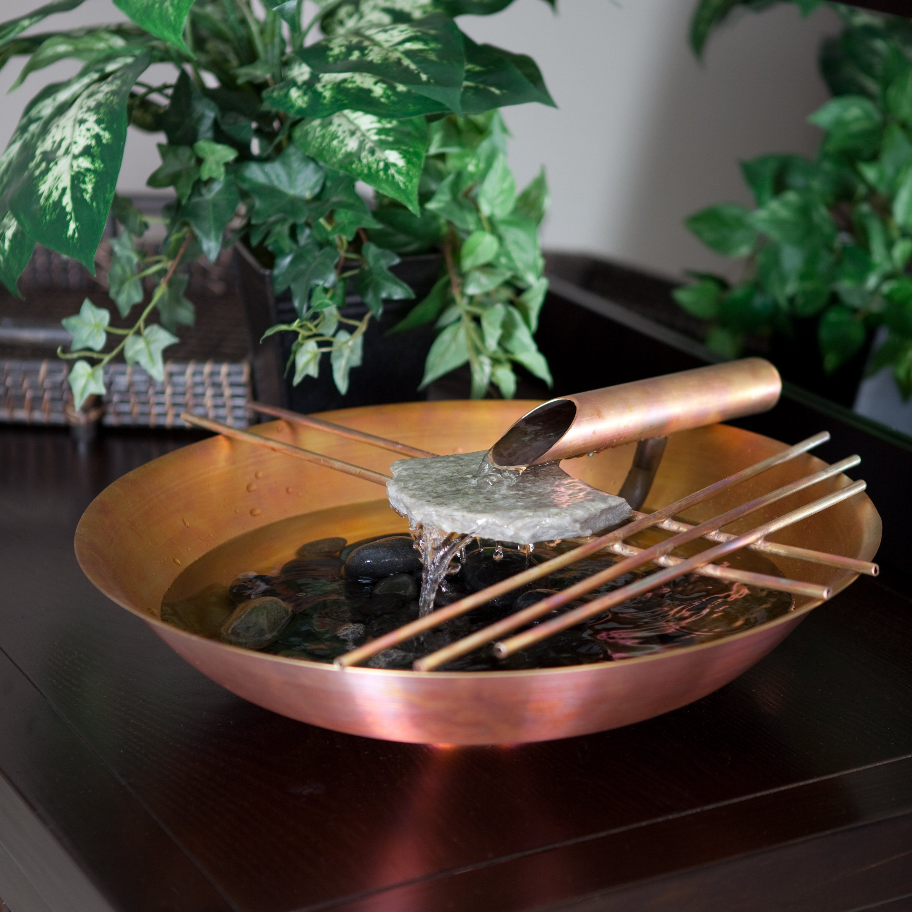 Have To It Nayer Kazemi Water Art 607 Copper Nature
