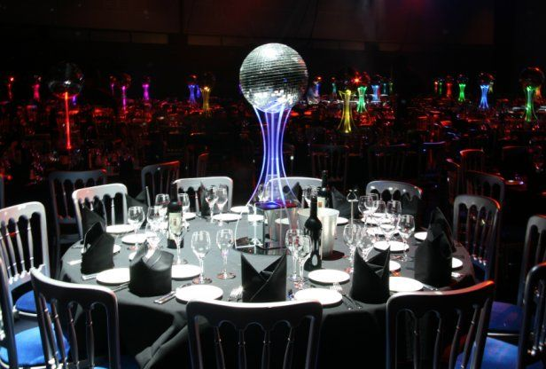 Mirror Ball Centerpiece Google Search New Year S Eve