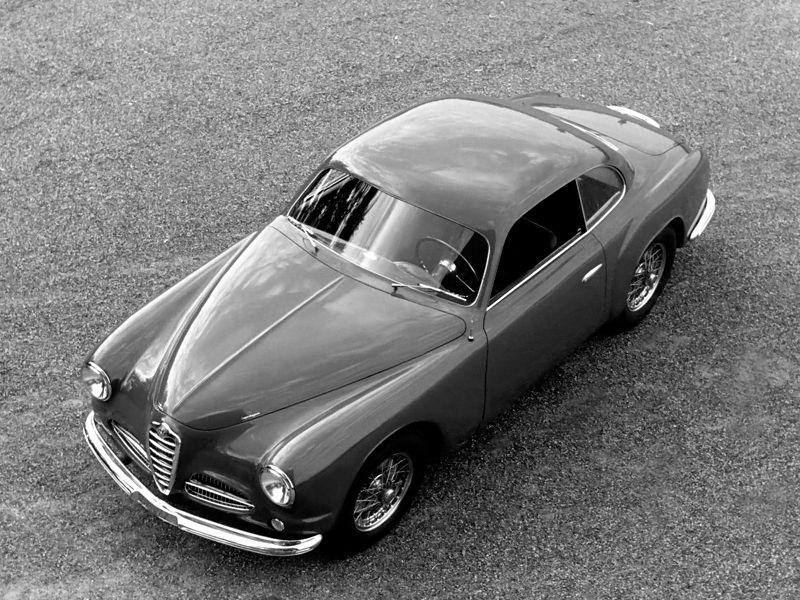 1951–54 Alfa Romeo 1900 Sprint (1484)