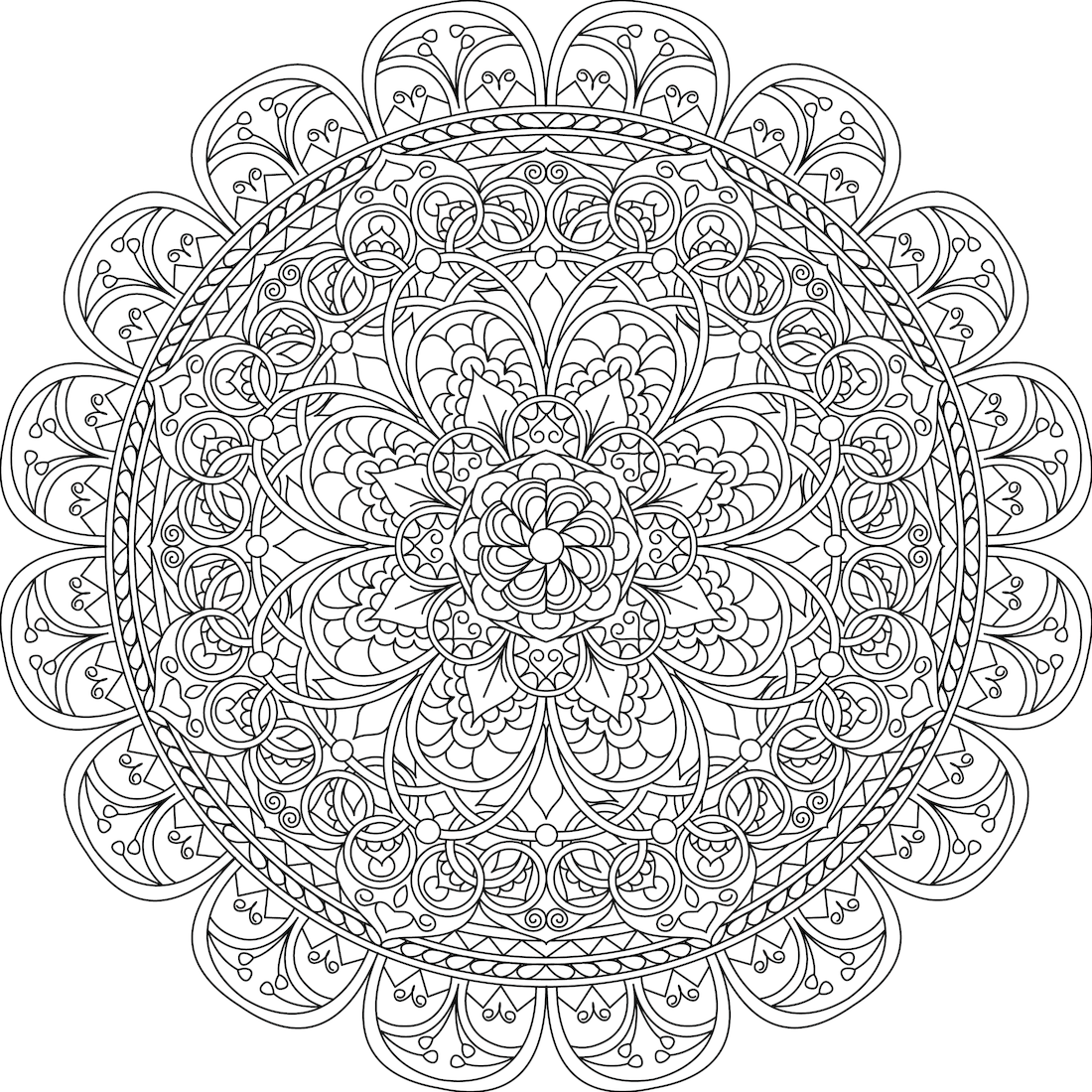 images of mindful coloring pages - photo#13