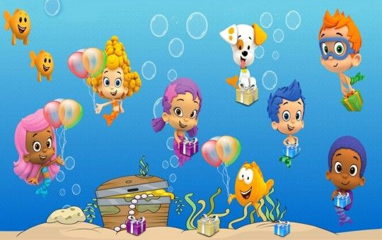 Bubble Guppies Wallpapers Gif Feliz Natal Feliz Natal Festa
