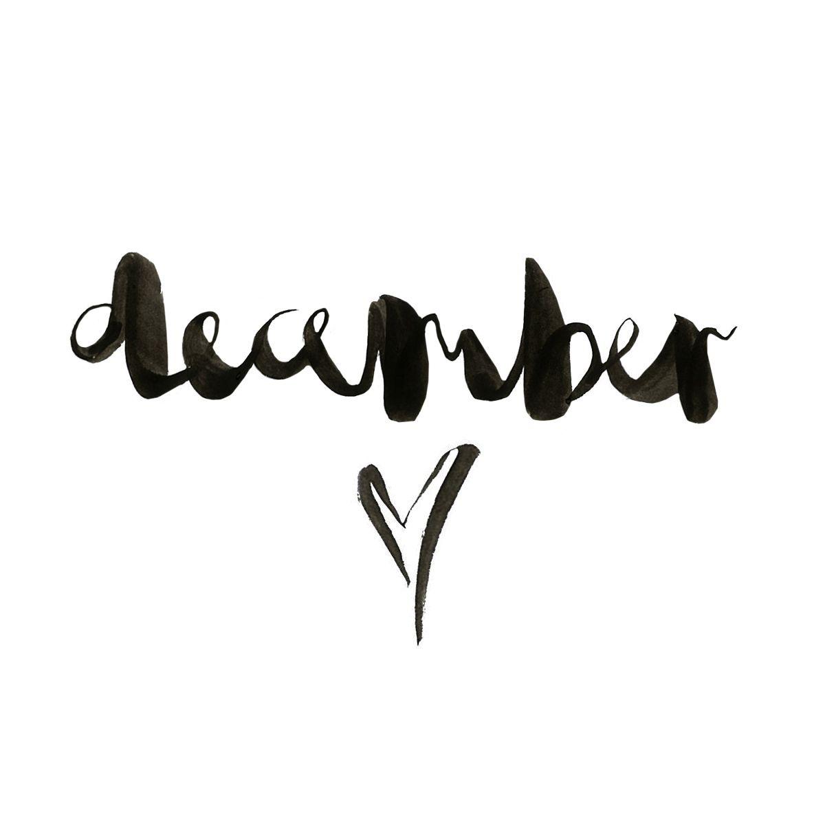 December! | December quotes