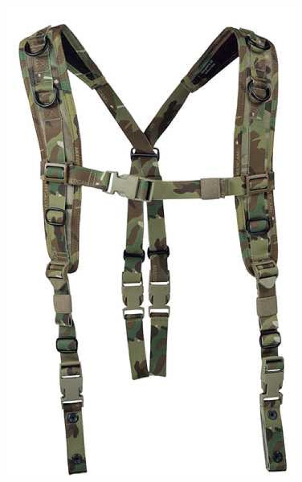 Low Profile Schultergurt WARRIOR Elite Ops Multicam