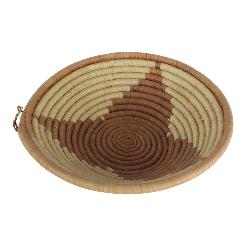 20th century tribal triangle basket basket tribal