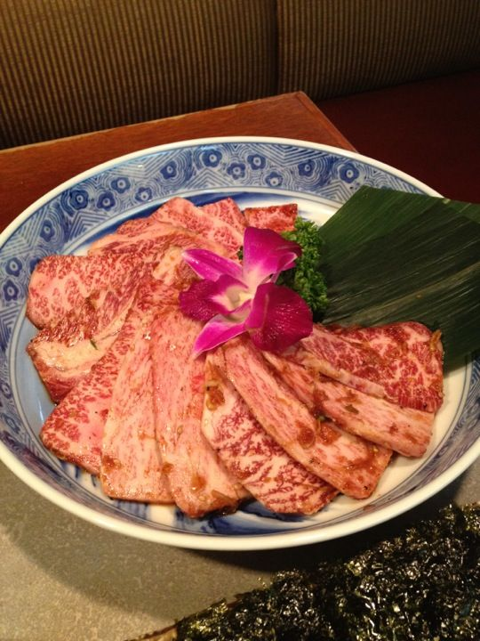 東京 東京都 の 翠苑 目黒店 焼肉 メニュー 焼肉 牛肉