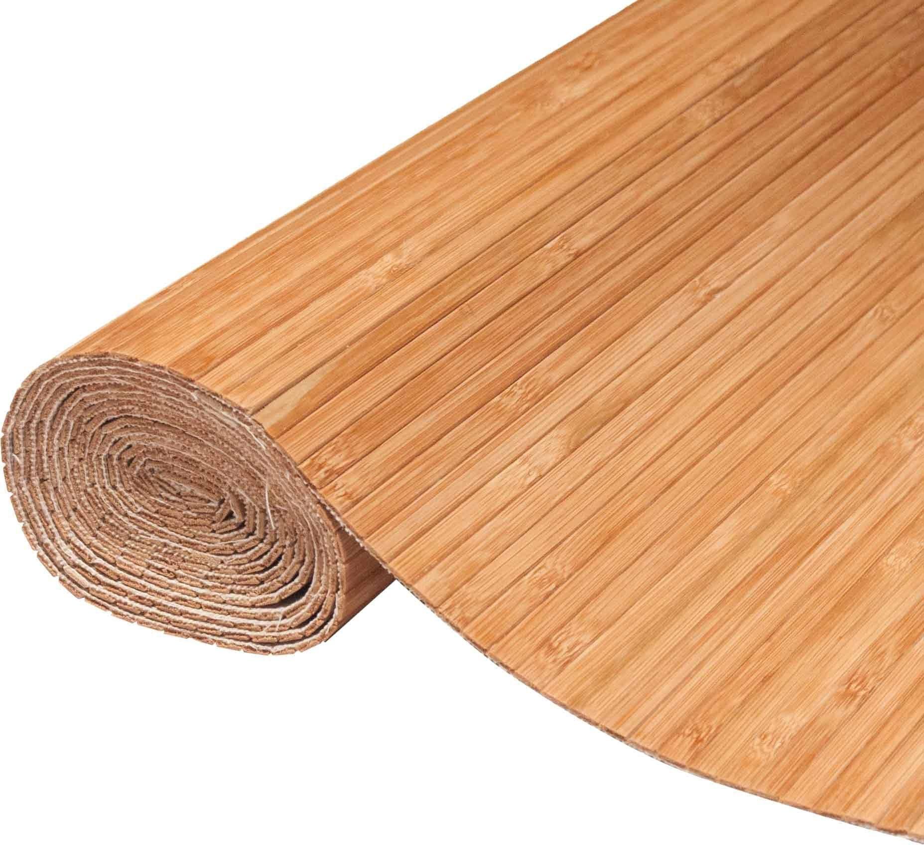 Amazon Boedika 9 Tambour Bamboo Wall Covering 4 Feet