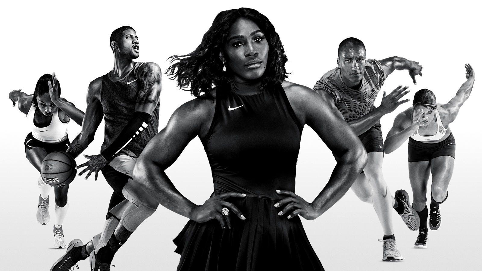 Nike Doubles Down on Digital Nike campaign, Nike, Nike app