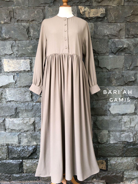 Bari Ah Gamis Model Pakaian Muslim Model Pakaian Gaya Model Pakaian