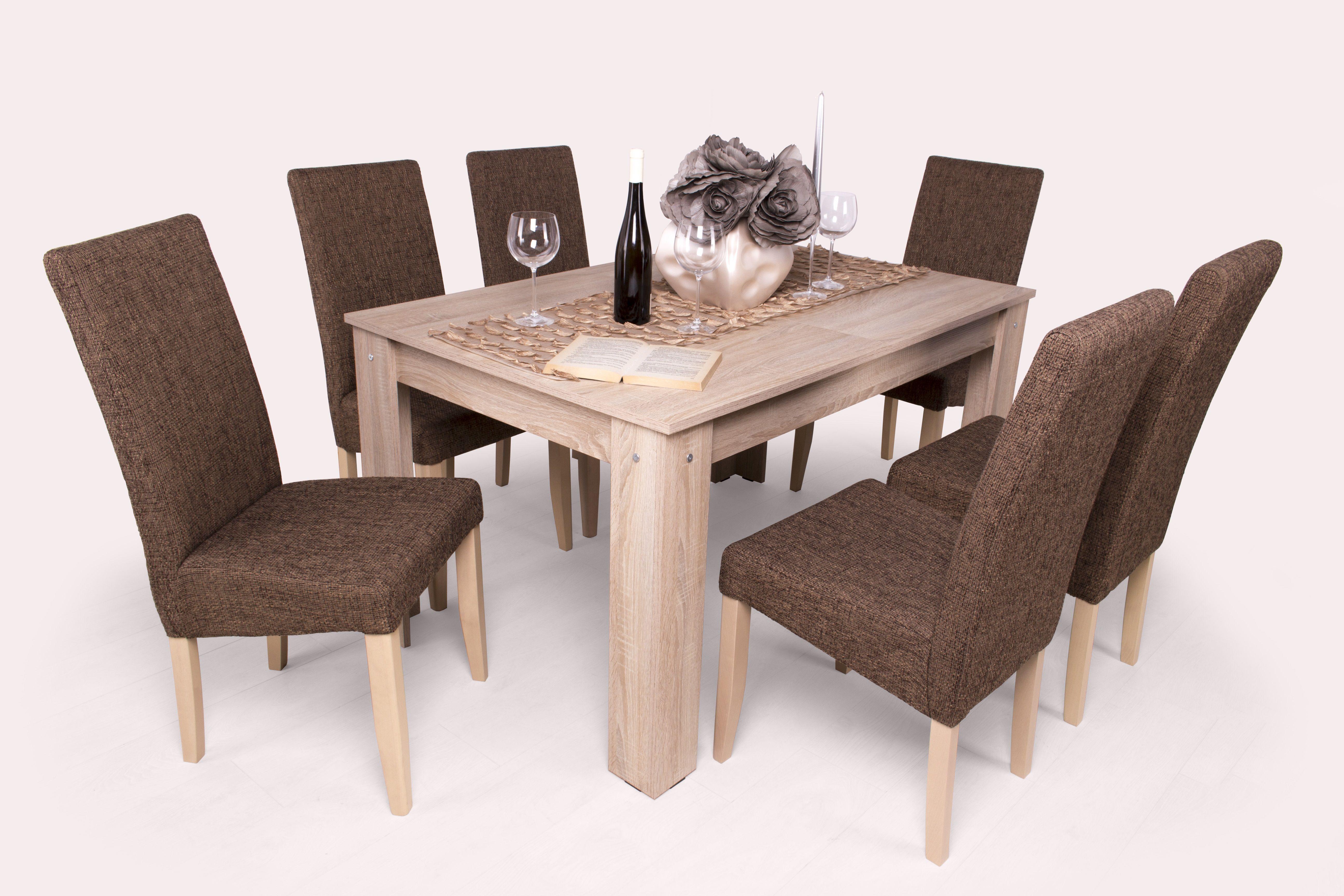 Berta étkező Félix asztallal (6 személyes) l http