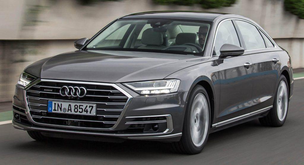 2019 Audi A8 Detailed Audi A8 Audi Tdi