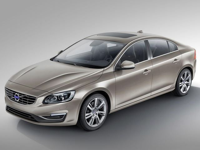 2014 Volvo S60L Gets Unveiled