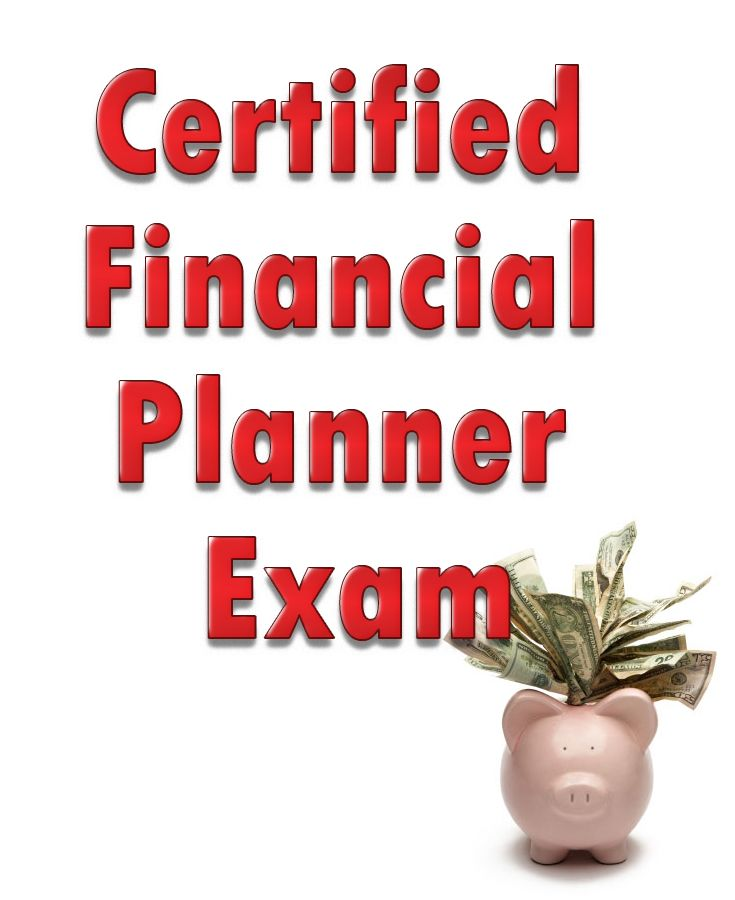 If Youre Looking To Become A Certified Financial Planner Youll