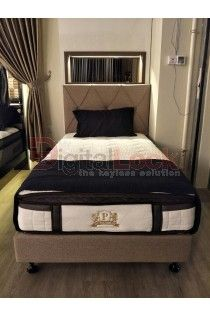 My President Mattress My Hope Super Single Bed Frame