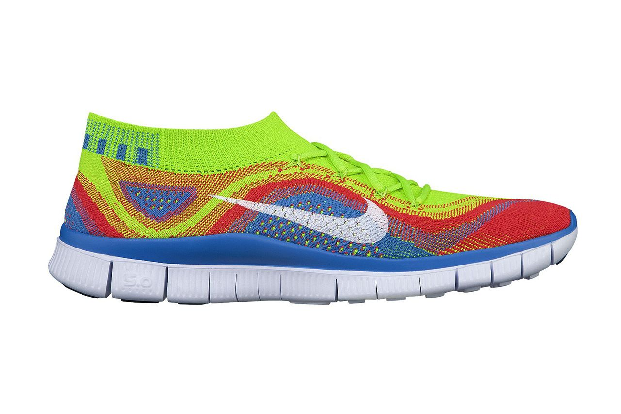 online store 5ade3 e75bc Image of Nike Free Flyknit 2013 Launch Collection