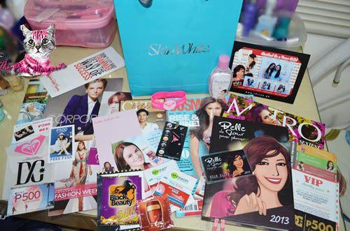 Belle de Jour Fair 2012: Limitless! Be a Power Bella ♥ - The Pink Margarita