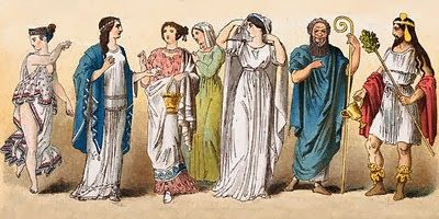Dii Omnymi - Διΐ Όμνυμι: Ancient Greek Clothes | Ancient Greece ...