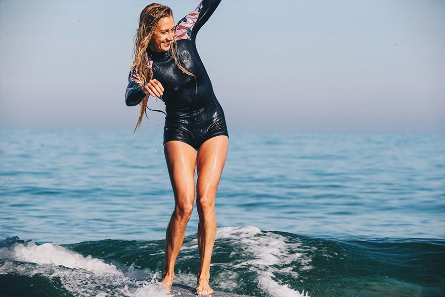 It S Been Our Best Summer Yet Surf Girls Surfer Girl Style Surfing