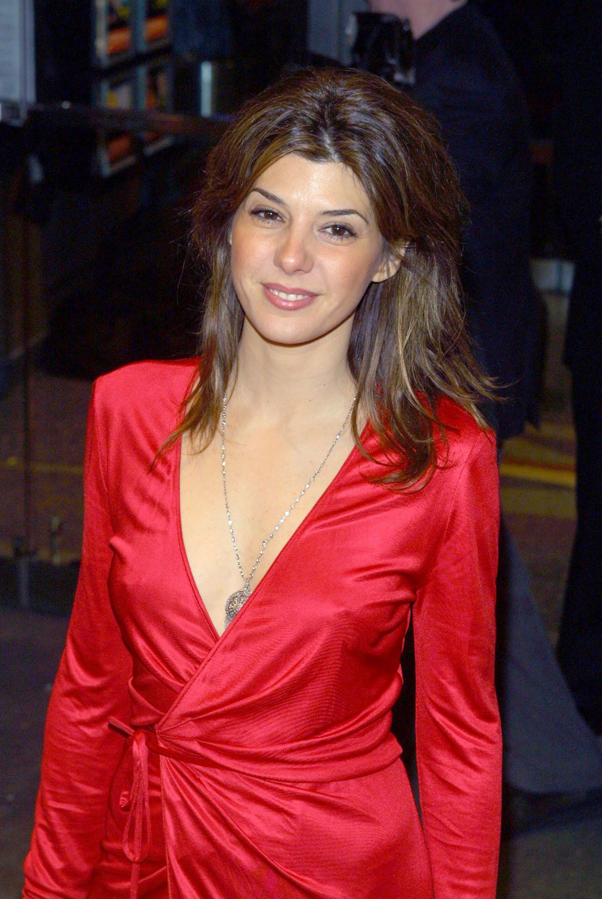 Marisa tomei hot attractively!