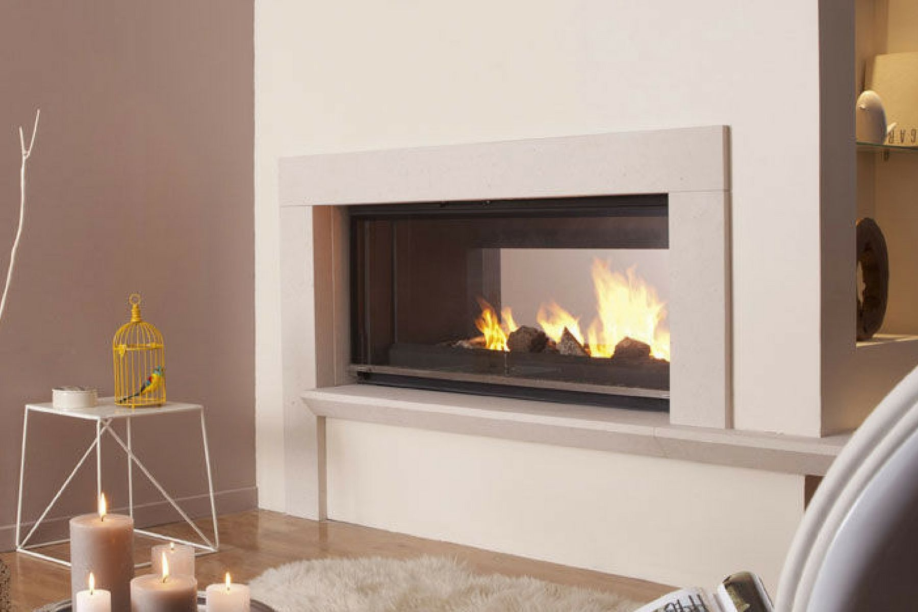 Cheminee Philippe Puy De Dome Cheminees Philippe Radiante 1001 Df Fireplace Cheminee