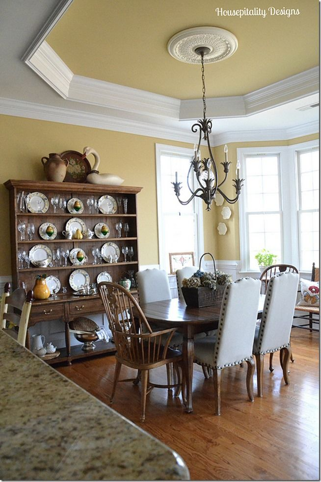 Feature Friday Housepitality Designs Tray Ceiling Bedroom Home