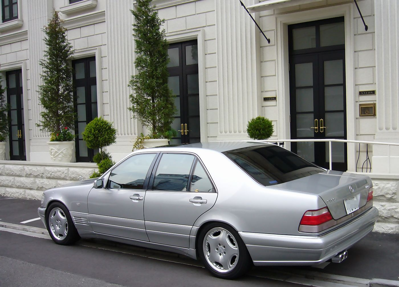 mb w140 s320
