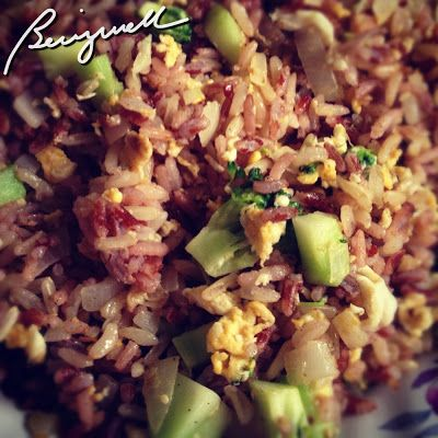 Cooking Healthy Fried Rice (Easy Rice Recipe) #healthyrice, #cookingfriedrice, #cookingrice