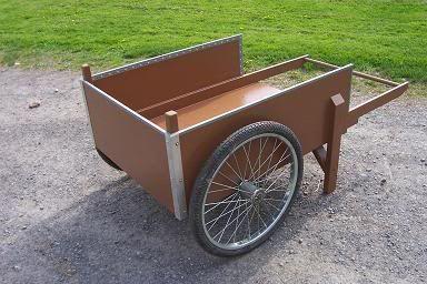 DIY Garden Cart   My Secret Garden   Pinterest   Garden Cart, Gardens And  Woodworking