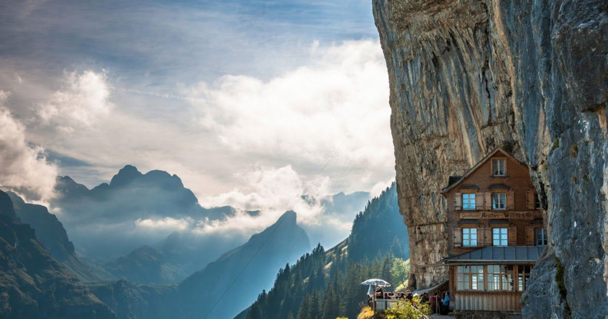 Top 12 Hidden Places Around The World