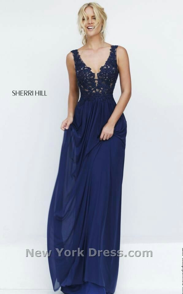 Sherri Hill 50225 dress | Wedding and other fancy things | Pinterest ...